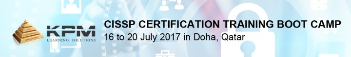 ISC² CISSP Information Systems Security Certification Training, Boot Camp, Doha
