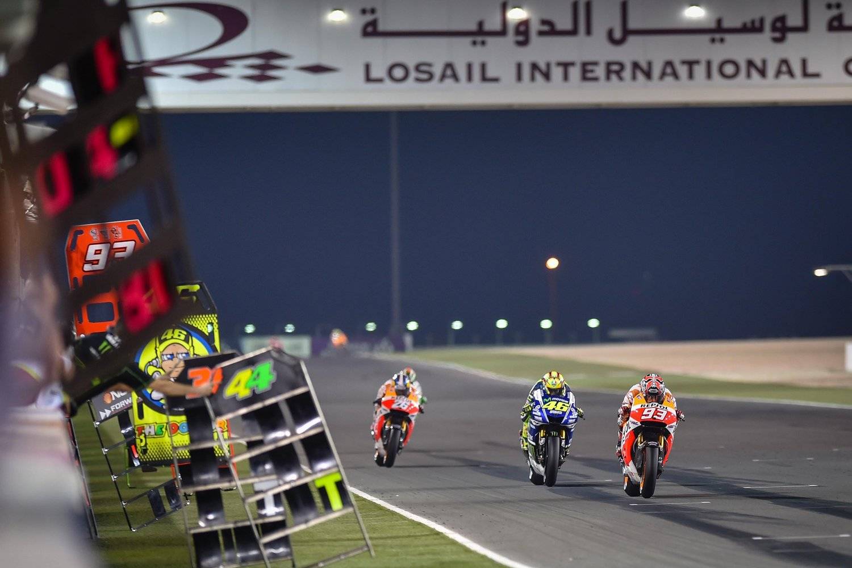 moto gp qatar horaire
