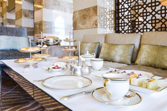 Sarab Tea Lounge St Regis
