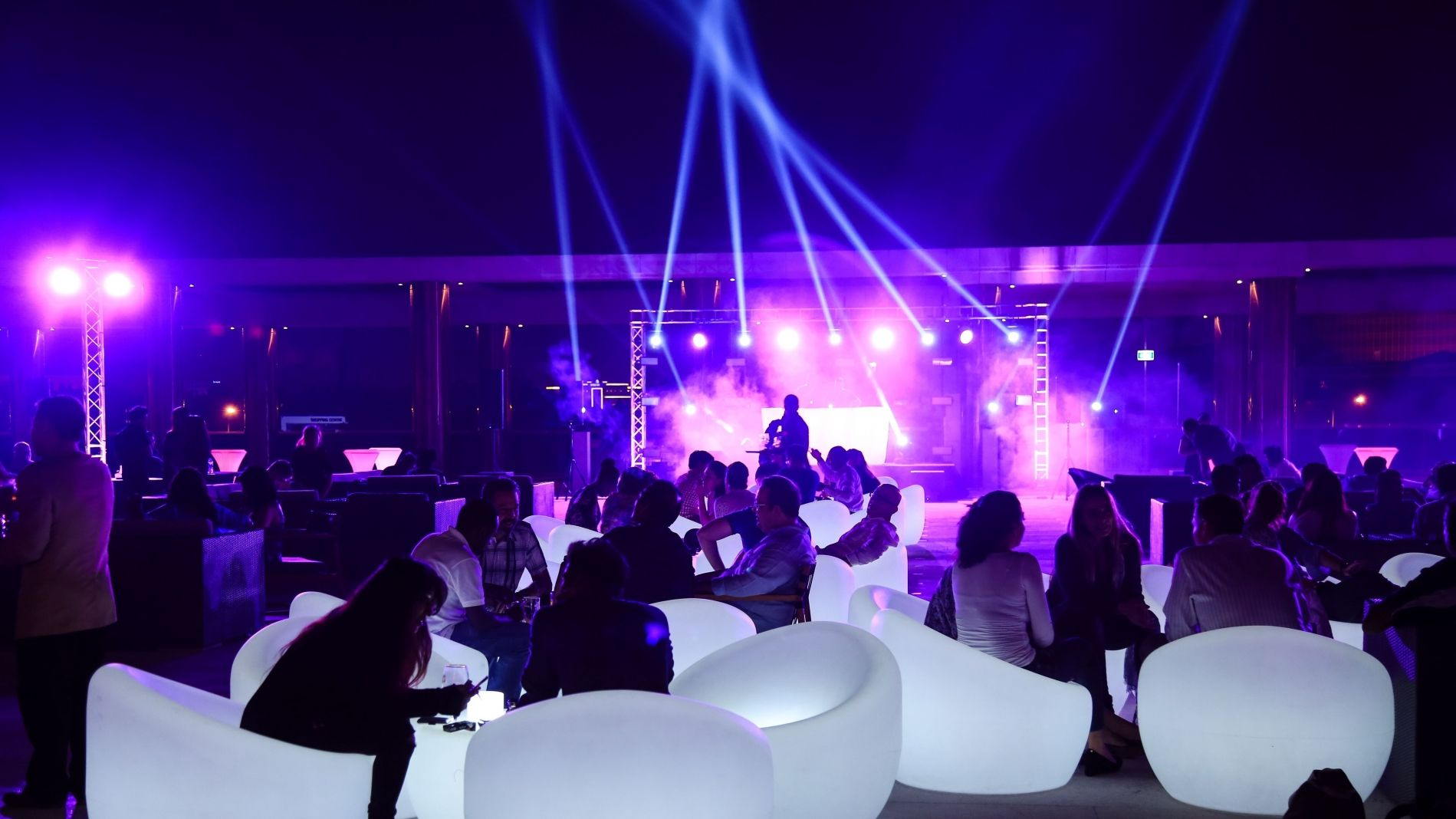 Mix Bar Lounge And Terrace Doha