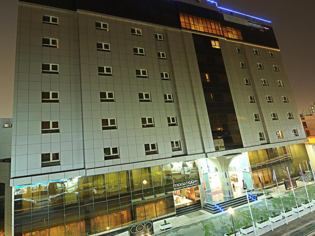 Corp Executive Hotel Doha Suites