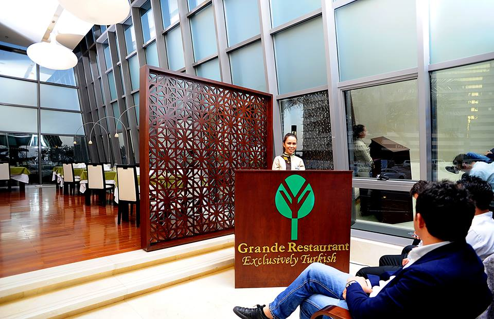 Grande Restaurant Exclusively Turkish