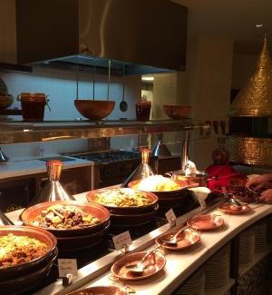 Sridan Restaurant Shangri la Hotel