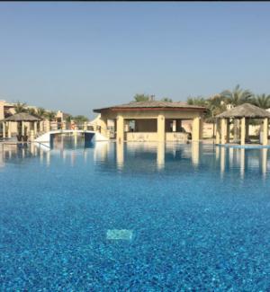 1 single bedroom in luxury beach resort